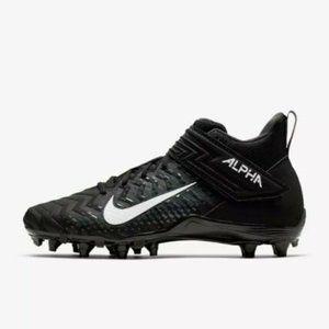 Nike Alpha Menace Football Cleats Men's Size 12